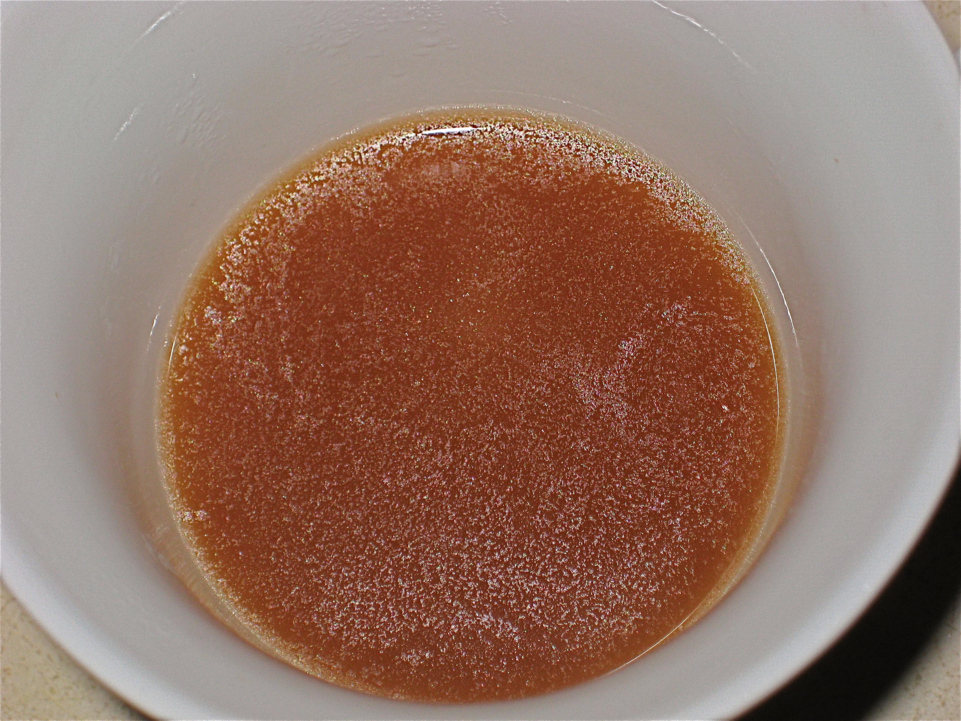 coffee ground vomit
